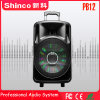 Shinco 12 Inches Big Power Rechargeable Battery Wireless Bluetooth Speaker with LED Light