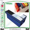 PVC Material Checkout Line Divider Counter