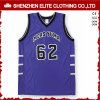 Custom Sublimation Polyester Basketball Singlet for Men