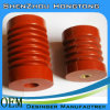 Plastic Electrical Insulator for Electric Transmission Line