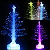 Colorful LED Fiber Optic Nightlight Christmas Tree Light
