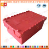 Plastic Supermarket Fruit Display Container Turnover Box (ZHtb37)