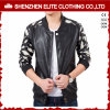 2016 Men Custom PU Leather Jackets Made in China