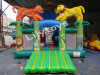 Inflatable Carton Slide/ Inflatable Slide Rent