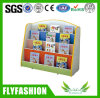 Children Furniture Colorful Wooden Kid Bookshelf for Sale (SF-100C)