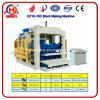 Qt10-15 Automatic Concrete Brick Making Machine