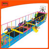 Kids Commercial Indoor Trampoline Arena with Basketball
