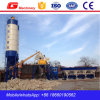 Shandong Guancheng Hzs35 Concrete Batching Plant Export to Mongolia