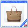 Vintage Canvas Handbag for Women