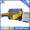 Continuous Feeding Precision Textile Cutting Machine Hydraulic Cutting Machine (HG-B60T)