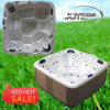 Factory Direct Sales Massage Hot Tub with Deep Seats and Hydrotherapy Jets