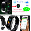 Wristband Smart Bracelet with Heart Rate and Blood Pressure Monitor K18s