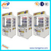 Personalized Gift Machine / Colorful Coin Pusher Mini Toy Crane Machine
