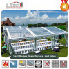 20X30m Transparent Marquee Tent with Clear Roof Top for Luxury Party