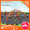 Ce Approved Plastic Kids Air Work Outdoor Expansion Playground