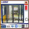 Aluminium Sliding Glass Windows with Mosquito Net (2086 series sliding window)