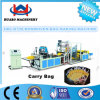 Nonwoven Fabric T Shirt Bag Forming Machine