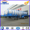 Sulphuric Acid Tanker Truck Trailer 20000L Liquid Chemical Storage Tanker