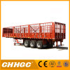 with Gooseneck China Chhgc Tri Axles Low Chassis Stake Semi Trailer