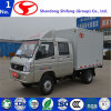 Container Van Box Cargo Truck for Sale