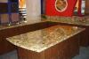 Brazil Yellow Granite Countertop