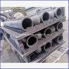 Sisic/Sic radiation tube for heat exchange device and radiator