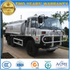 High Quality Dongfeng off Road 6X6 180 HP Fuel Tank Truck for Export