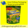 Vegetable Powder Packaiging Bag with Zipper