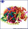100PCS/Bag Wedding Kids Birthday Party Decoration Spiral Latex Balloons