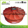 Centrifugal Rubber Material Slurry Pump Spare Parts Impeller