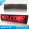 Remote Control Message LED Board in Red