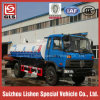 9000L Carbon Steel Fecal Suction Tanker