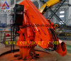 1t9m Electric Hydraulic Retracted Offshore Crane