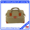 Mens Casual Leisure Canvas Tote Bag for a Week′s Holiday