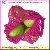Organic Cotton Net Packing Bag for Ball Fruit Vegetable Mesh Design