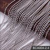Fashion Nice Quality Stainless Steel Bead Chain 2.4mm Bead Chain