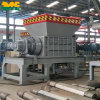 Double Shaft Tire Shredder, Shredder Waste Machine, Scrap Metal Shredder