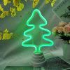 Home Decor Desktop Lamp Christmas Tree LED Night Light