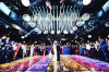 3D Optical Illusions LED Mirror LED Dance Floor Tile for Wedding Party Stage Lighting Derecotion