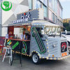 Best Selling Mobile Street Fast Food Trucks Ice Cream Trailer Hot Dog Cart