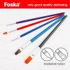 Foksa 5PCS Wooden Handle Artist Oil Painting Brush