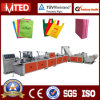 Full Automatic Non Woven Box Bag Making Machine