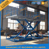 Hydraulic Electric Scissor Car Lift for Home Garage or Parking