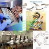 Shrimp Peeling Machine, Shrimp Peeling and Deveining Equipment, Shrimp Peeler