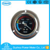 2inch-50mm Half Stainless Steel Back Thread Type Liquid Filled Pressure Gauge with Flange