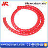 Red High Quality Plastic Hose Guard/Hose Protector Made in China