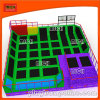 China Rectangular Biggest Trampoline Supplier for Sale