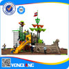 2019 New Designed Children Playground Slide Imported From China for Business Plan