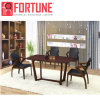 Special Design Modern Black Restaurant Furniture Sets for Sale (FOH-BCA61)
