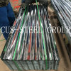 Zero Regular Spangle Hot Dipped Zinc Coated Galvanized Corrugated Steel Roofing Sheet